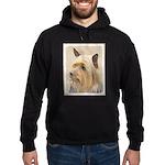 Silky Terrier Hoodie (dark)