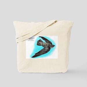Chimney Swift Tote Bag