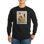 Silky Terrier Long Sleeve Dark T-Shirt