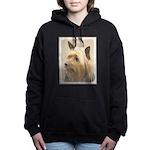 Silky Terrier Women's Hooded Sweatshirt
