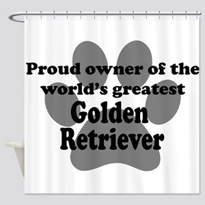 Proud Owner Of The Worlds Greatest Golden Retrieve