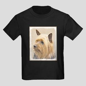 Silky Terrier Kids Dark T-Shirt