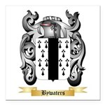 Bywaters Square Car Magnet 3