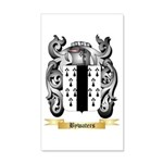 Bywaters 20x12 Wall Decal