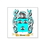 Byson Square Sticker 3