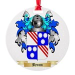 Byrom Round Ornament