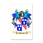 Byrom Rectangle Car Magnet