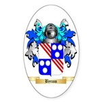 Byrom Sticker (Oval 10 pk)