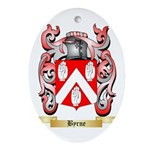 Byrne Ornament (Oval)