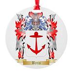 Byris Round Ornament