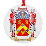 Buttsworth Round Ornament