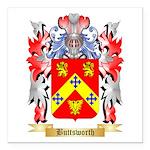 Buttsworth Square Car Magnet 3