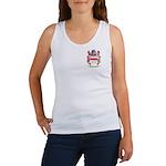Buttoner Women's Tank Top