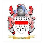 Buttoner Square Car Magnet 3