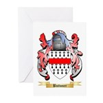 Buttoner Greeting Cards (Pk of 10)
