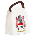 Buttoner Canvas Lunch Bag