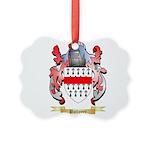 Buttoner Picture Ornament