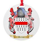 Button Round Ornament