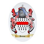 Button Ornament (Oval)
