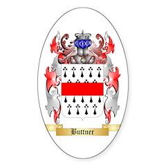 Buttner Sticker (Oval)