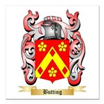 Butting Square Car Magnet 3
