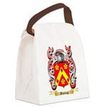 Butting Canvas Lunch Bag