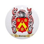 Butting Ornament (Round)