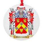 Butterworth Round Ornament