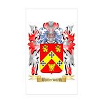 Butterworth Sticker (Rectangle 10 pk)
