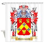 Butterworth Shower Curtain