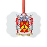 Butterworth Picture Ornament