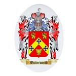 Butterworth Ornament (Oval)