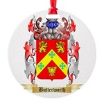 Butterworth 2 Round Ornament