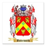Butterworth 2 Square Car Magnet 3