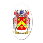 Butterworth 2 35x21 Oval Wall Decal