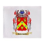 Butterworth 2 Throw Blanket