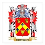 Buttersworth Square Car Magnet 3