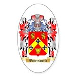 Buttersworth Sticker (Oval 50 pk)