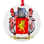 Butterfield Round Ornament
