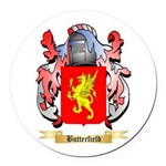 Butterfield Round Car Magnet