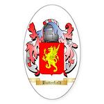 Butterfield Sticker (Oval)