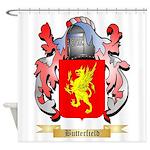 Butterfield Shower Curtain