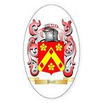Butt Sticker (Oval 10 pk)