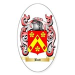 Butt Sticker (Oval 50 pk)