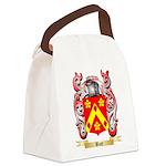 Butt Canvas Lunch Bag