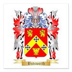 Butsworth Square Car Magnet 3