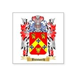 Butsworth Square Sticker 3