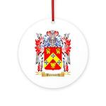 Butsworth Ornament (Round)