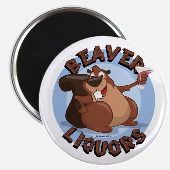 Beaver-Liqours.png Magnet