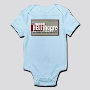 the Road to HELLthcare Body Suit